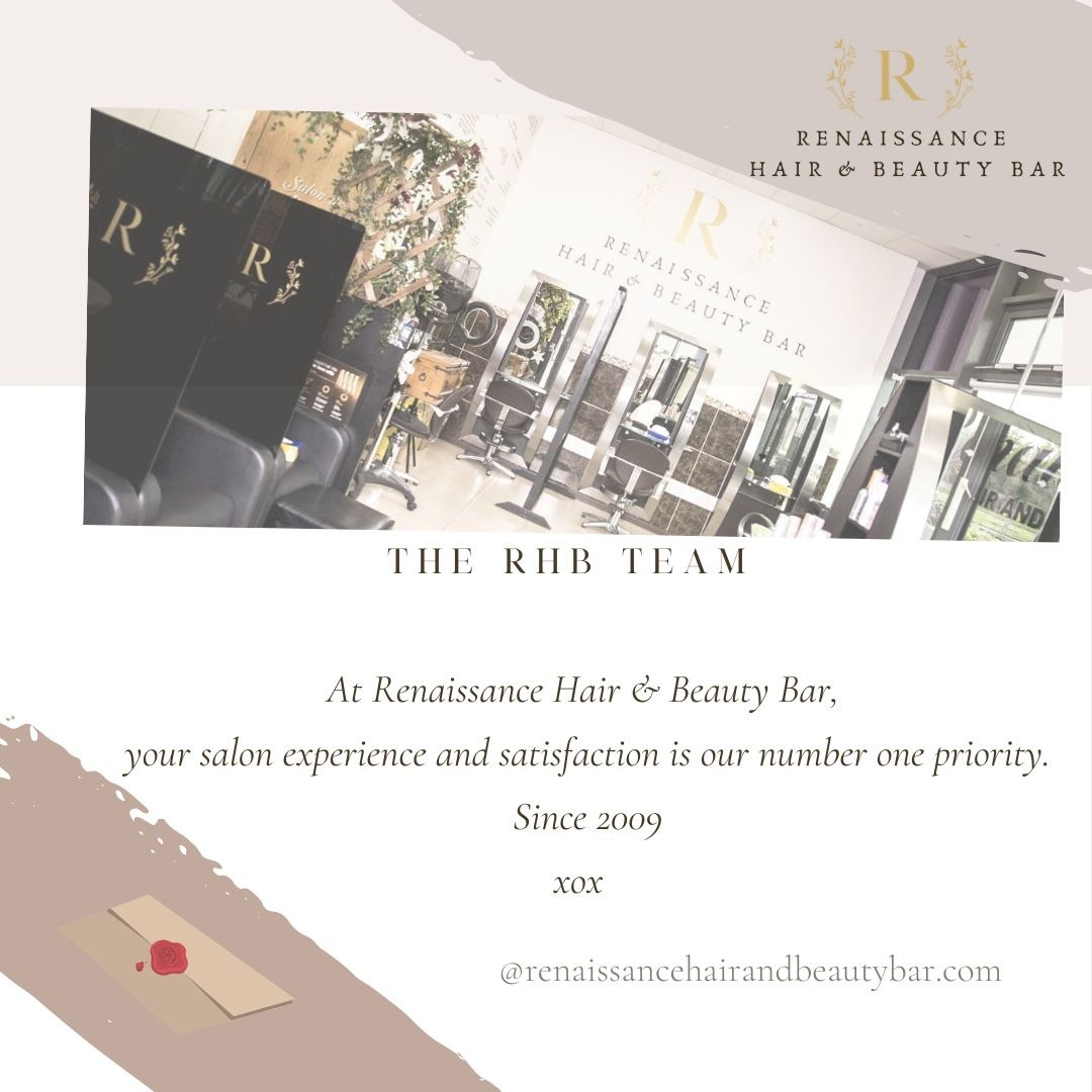 renaissance hair salon